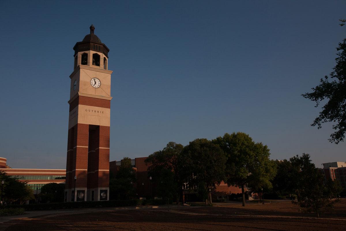 WKU Guthrie Tower